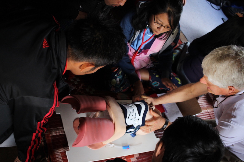 R-EMR Training in Shan State